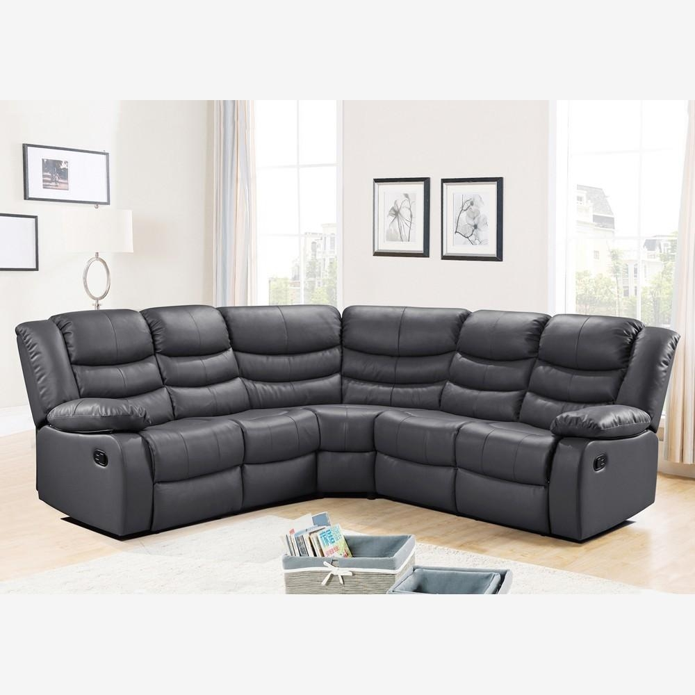 Reclining Corner Sofas From £699 | Simply Stylish Sofas Intended For Corner Sofa Leather (Image 15 of 20)
