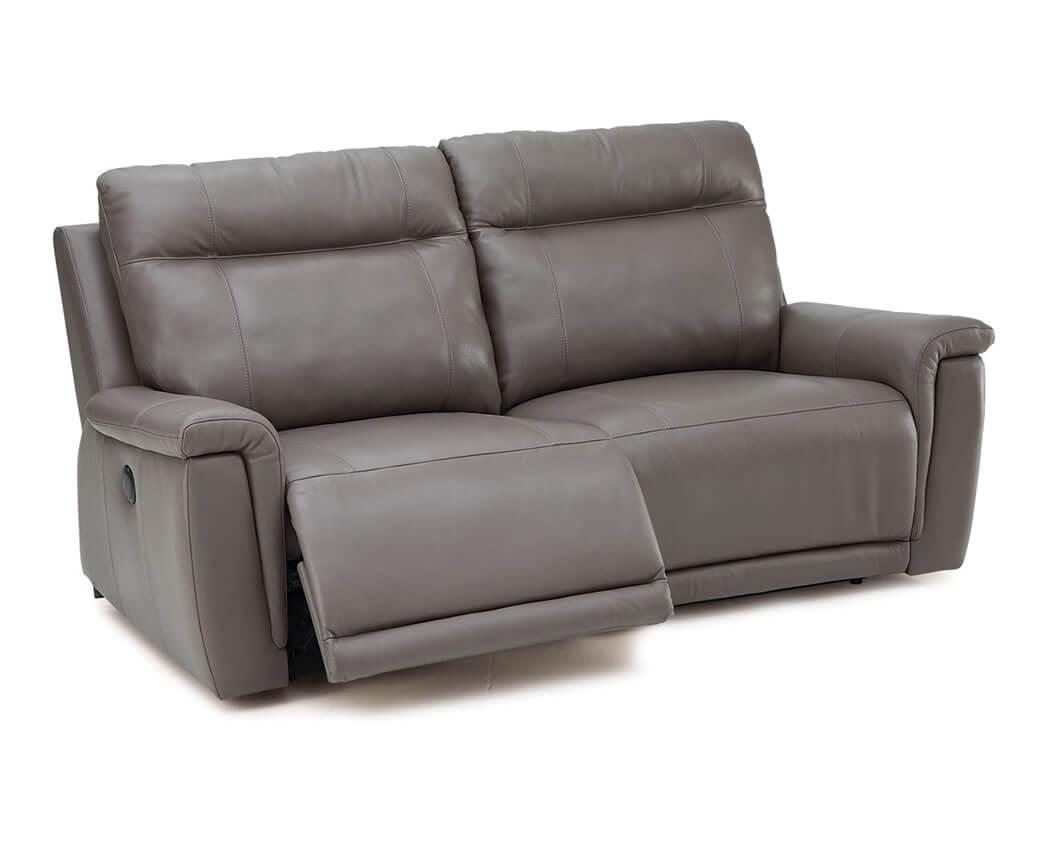 Reclining Leather Sofas | Michigan's Best | Be Seated Leather Regarding 2 Seater Recliner Leather Sofas (Image 16 of 20)