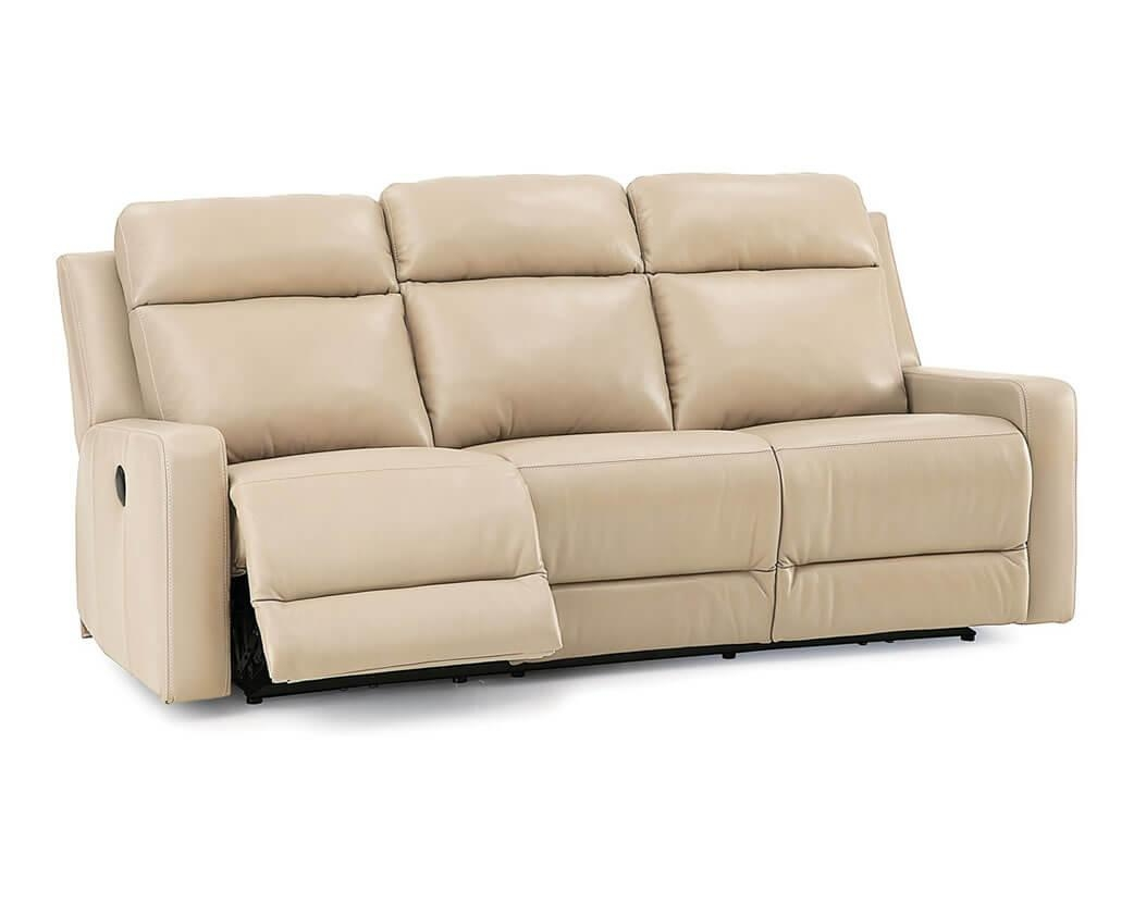 Reclining Leather Sofas | Michigan's Best | Be Seated Leather Within 2 Seater Recliner Leather Sofas (Image 17 of 20)