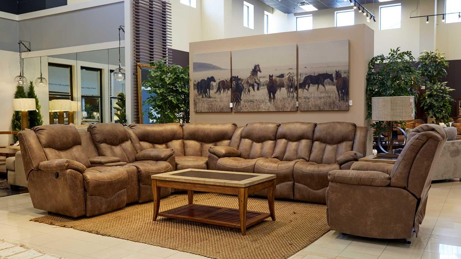 Reclining Sofas, Loveseats & Sectionals | With Regard To Sofas And Loveseats (Image 6 of 20)