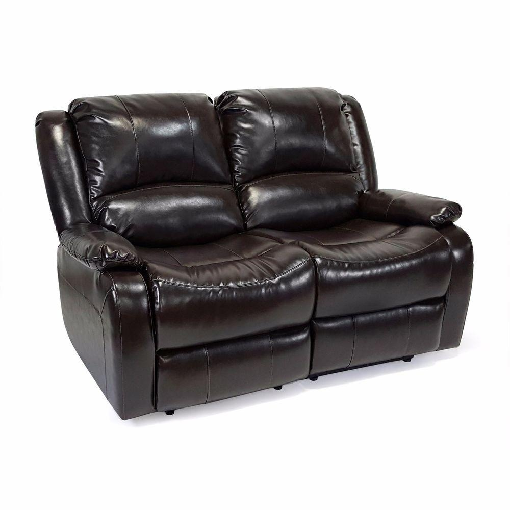 "Recpro™ Charles 58"" Double Rv Zero Wall Hugger Recliner Sofa With Regard To Rv Recliner Sofas (Image 11 of 20)"