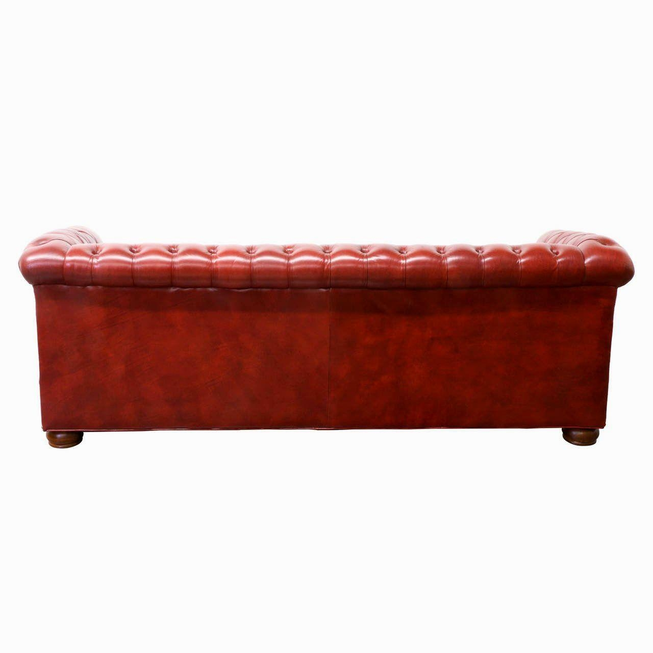 Red Chesterfield Sofa 6 | Best Home Decor Ideas Intended For Red Leather Chesterfield Sofas (Image 6 of 20)