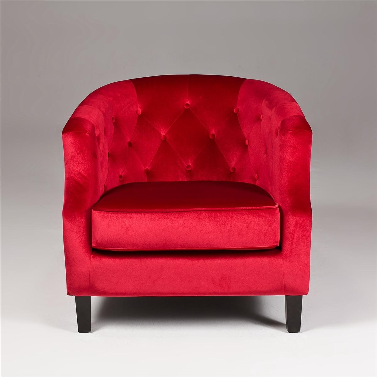 Featured Image of Red Sofas And Chairs