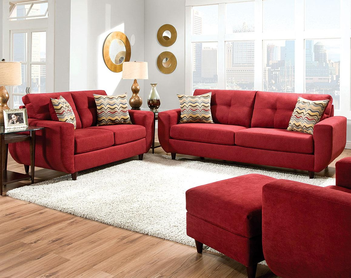 Red Sofas For Sale | Tehranmix Decoration Intended For Cheap Red Sofas (Image 19 of 20)