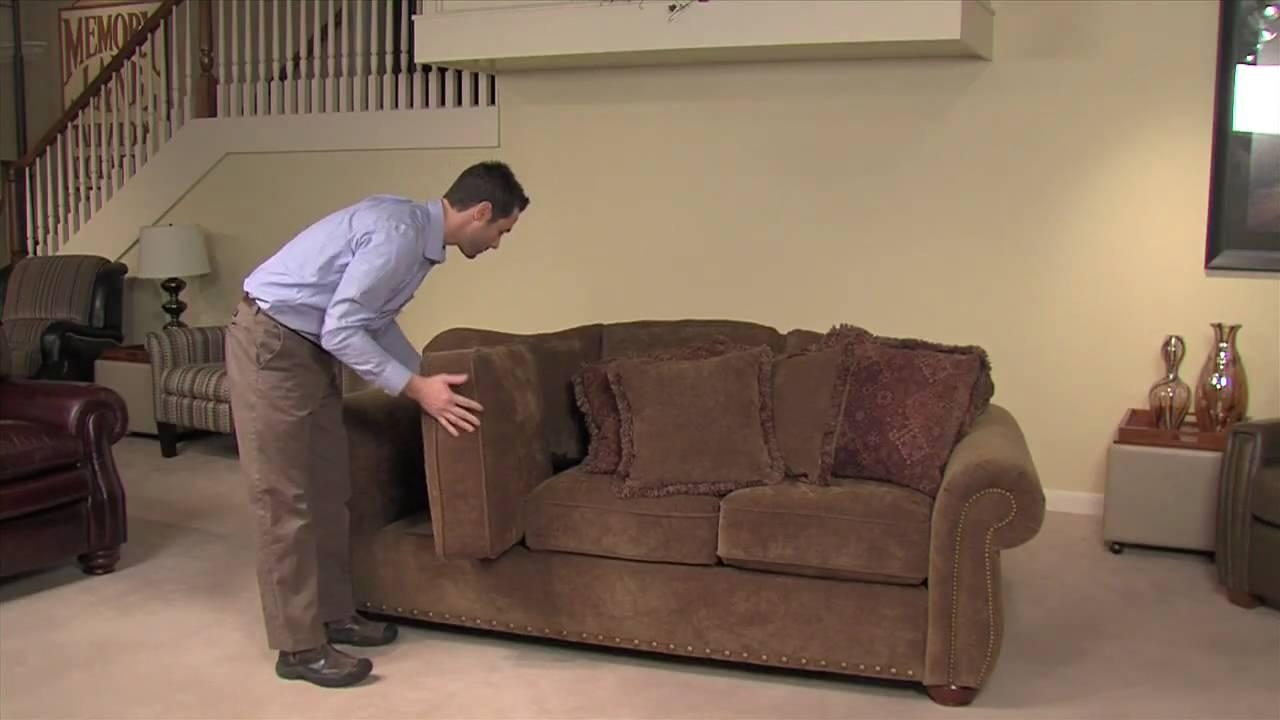 Regular Maintenance Of Your La Z Boy Recliner Or Sofa – Youtube In Lazy Boy Sofas And Chairs (View 15 of 20)