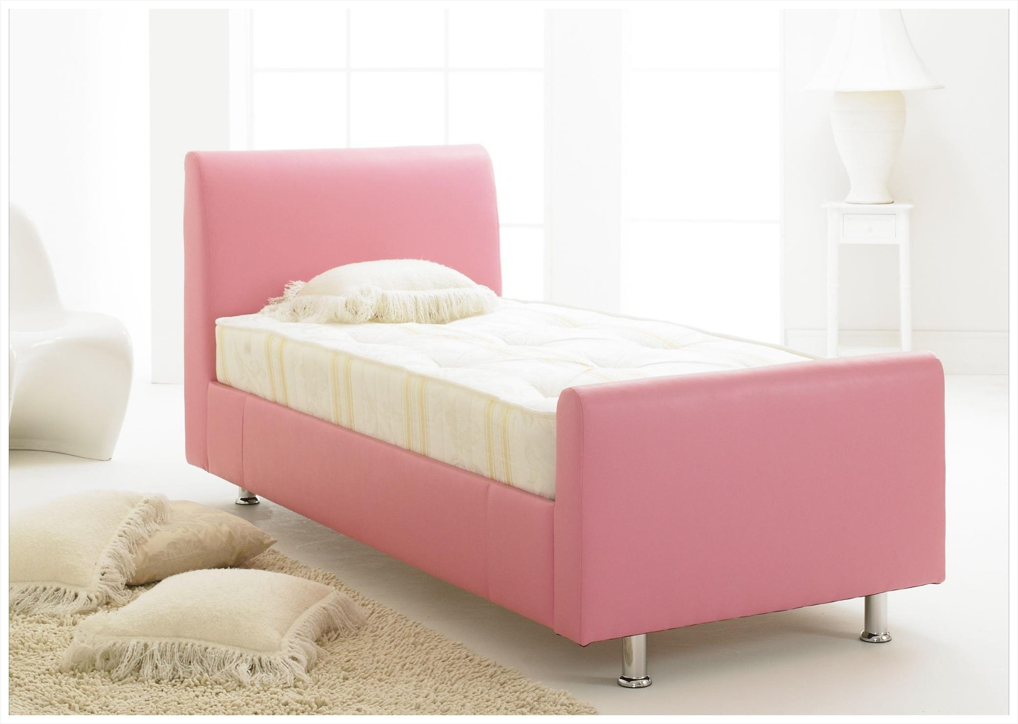 Renovation Small Beds Pink Bed Ideas Scheme White Mattress Sofa Intended For Small Bedroom Sofas (Image 15 of 20)