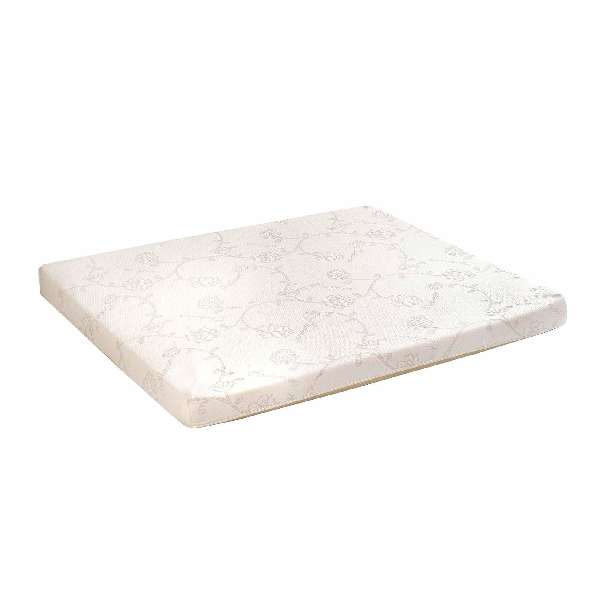 Replacement Memory Foam Sleeper Sofa Mattress With Removable Cover Throughout Sleeper Sofas Mattress Covers (View 15 of 20)