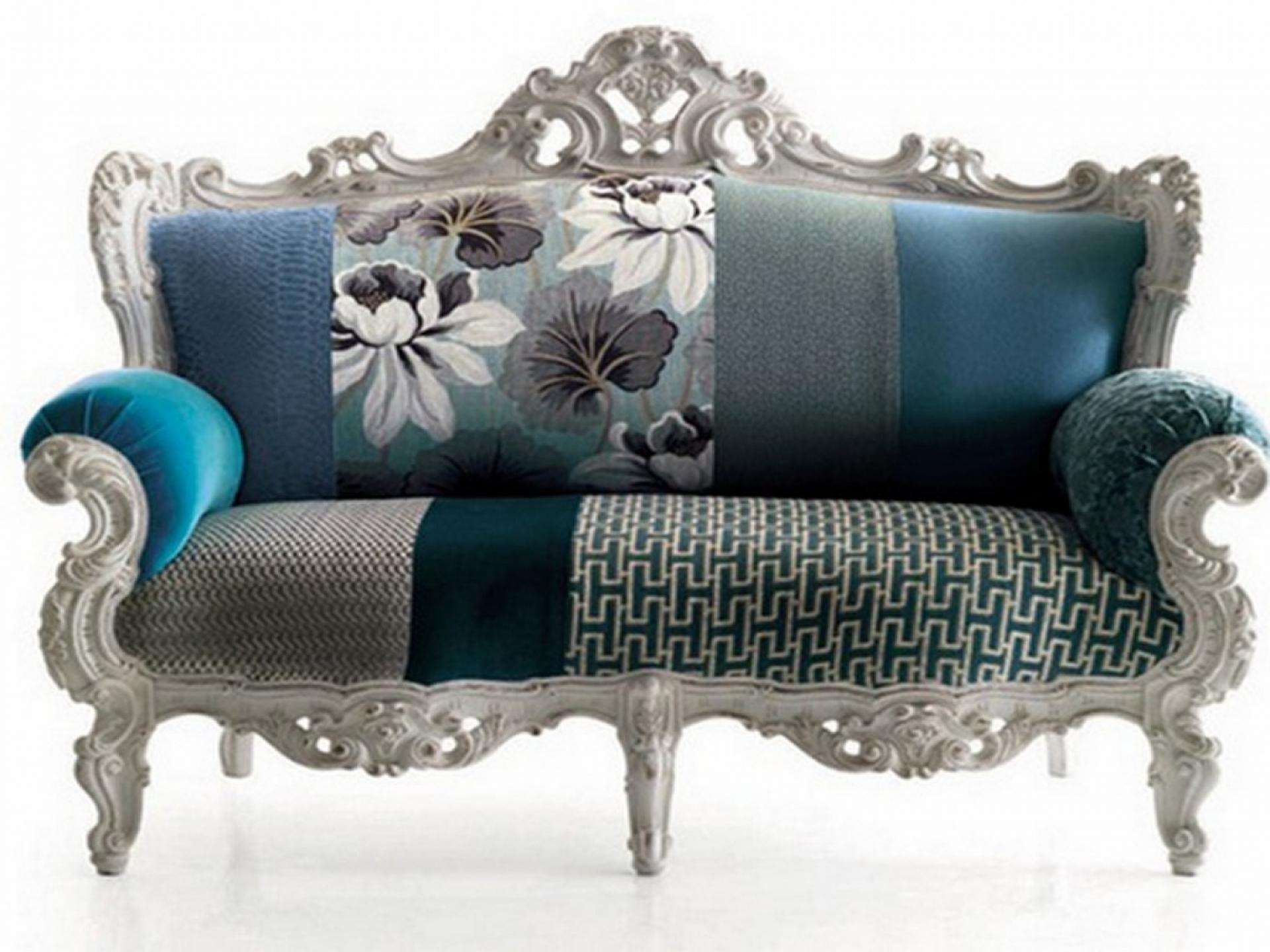 Reproduction Antique French Furniture Italian Classic Furniture With Vintage Sofa Styles (View 9 of 20)