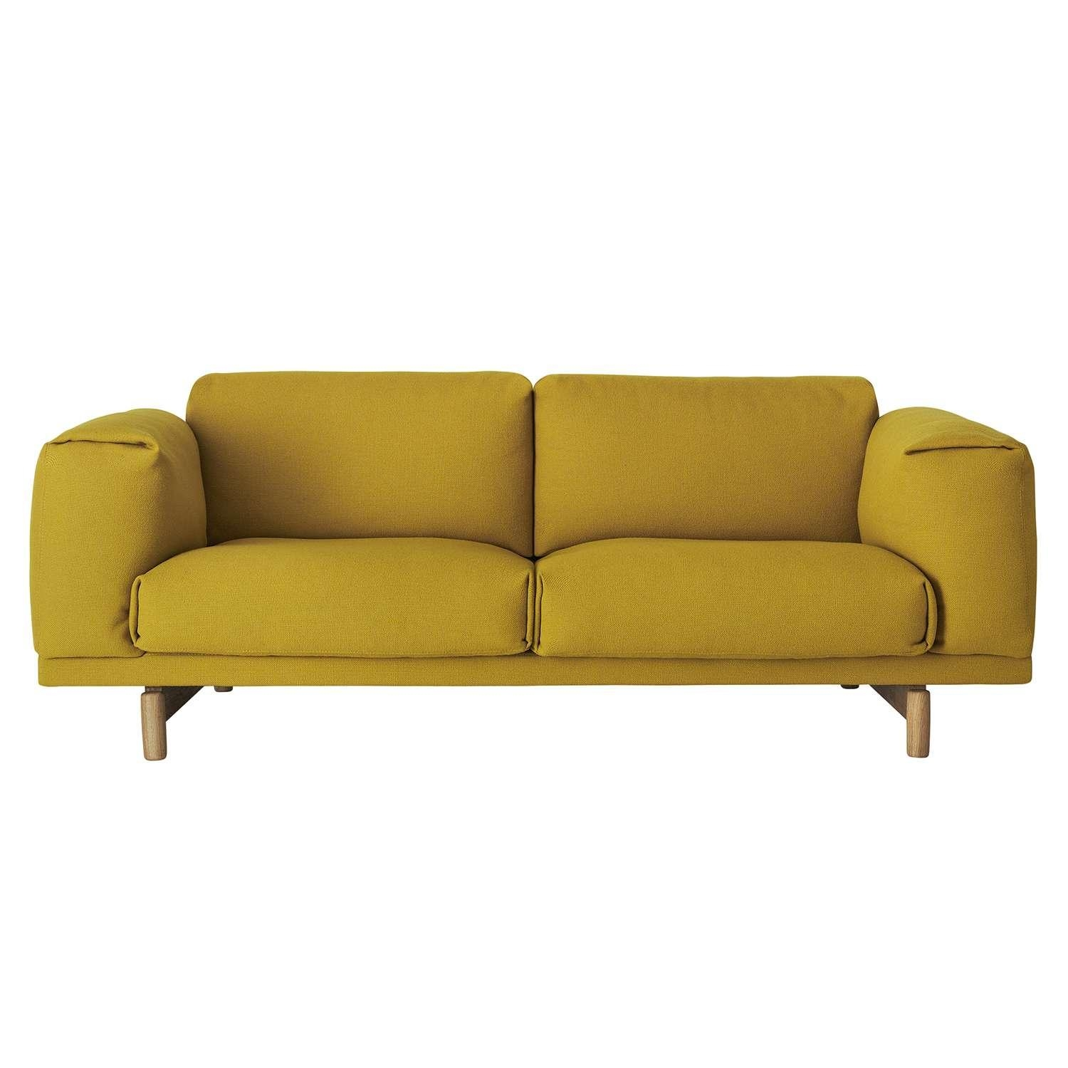 Rest 2 Seater Sofamuuto | Yliving Throughout 2 Seater Sofas (Image 14 of 20)