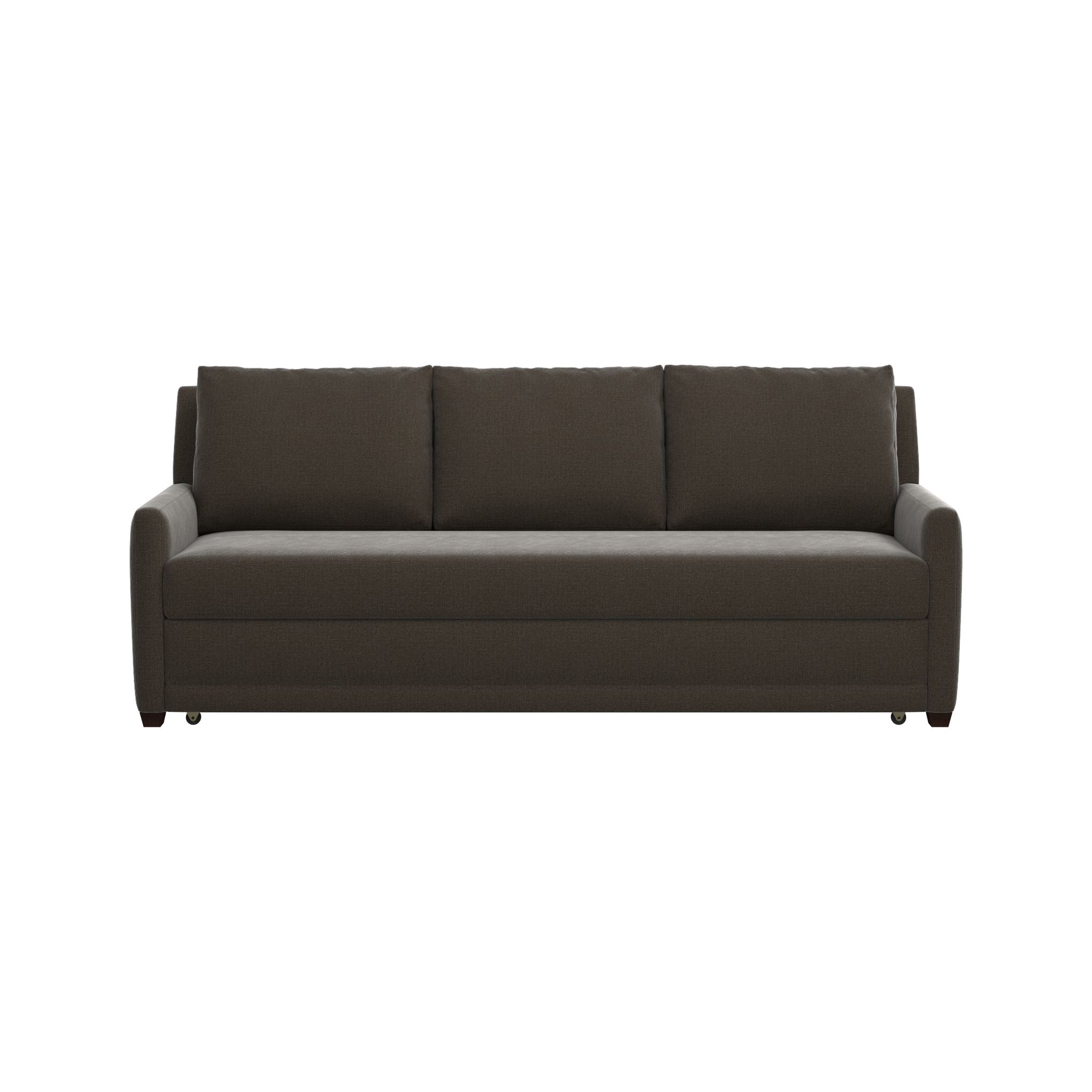 Reston Queen Trundle Sofa | Crate And Barrel With Regard To Crate And Barrel Sofa Sleepers (Image 16 of 20)
