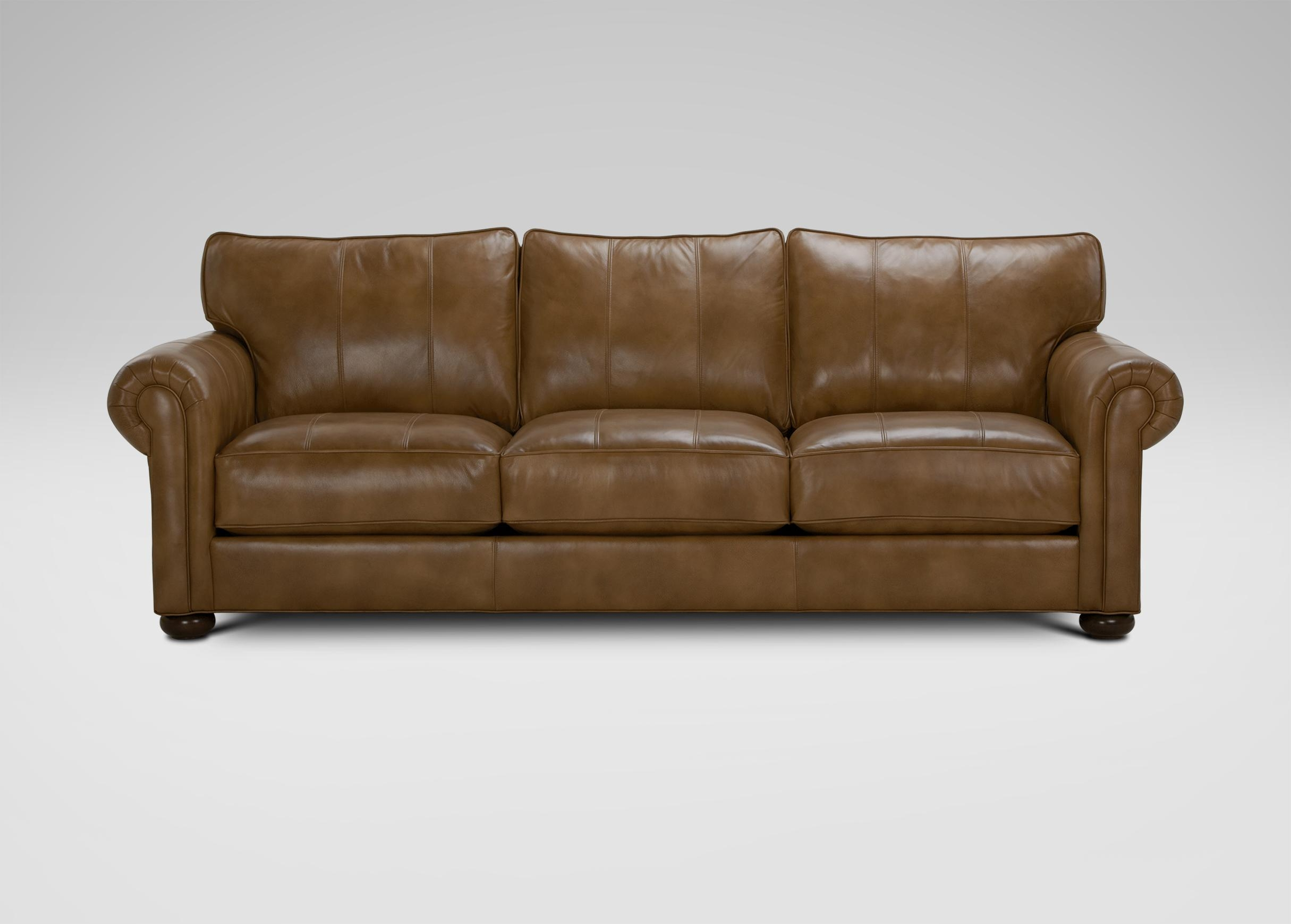 Richmond Leather Sofa | Sofas & Loveseats Pertaining To Richmond Sofas (View 2 of 20)