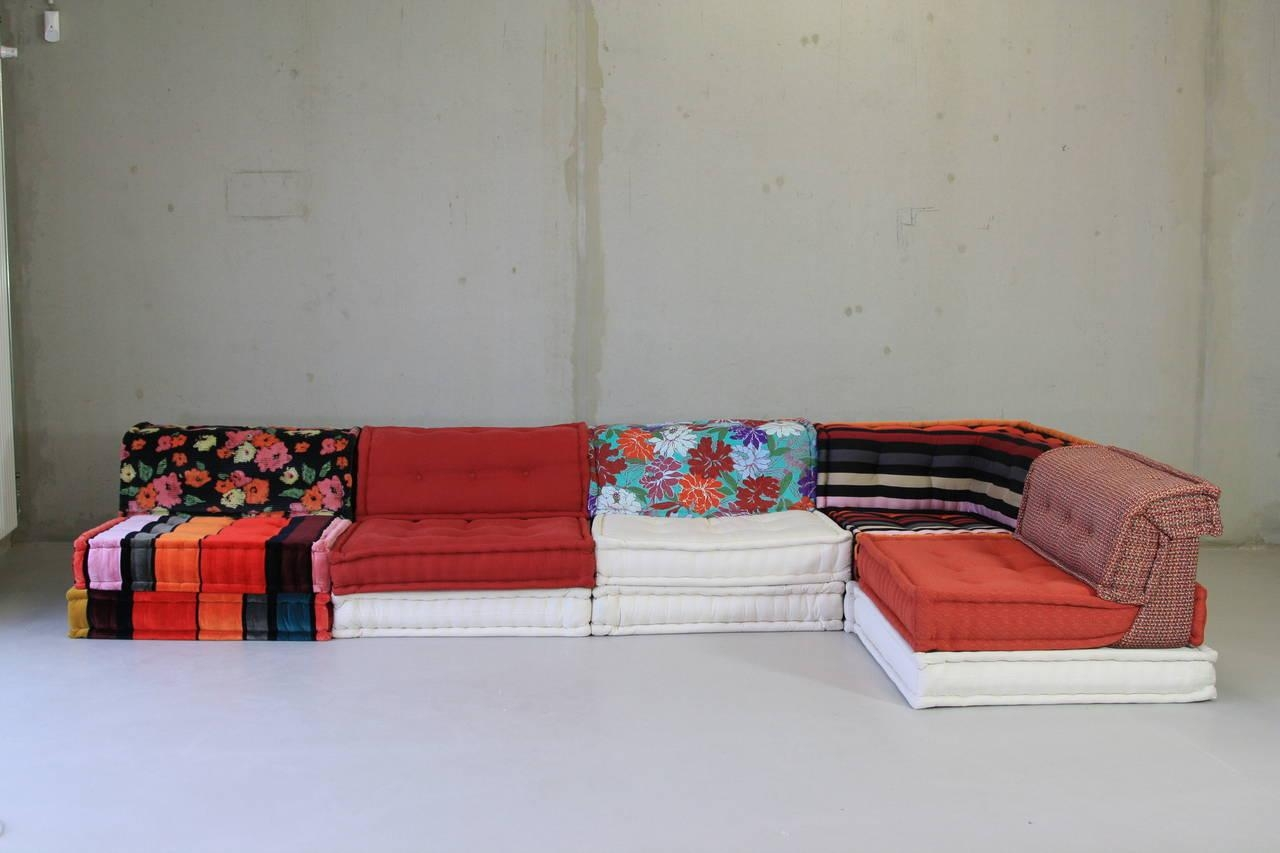 Roche Bobois Mah Jong Sofa At 1Stdibs With Mahjong Sofas (Image 10 of 20)