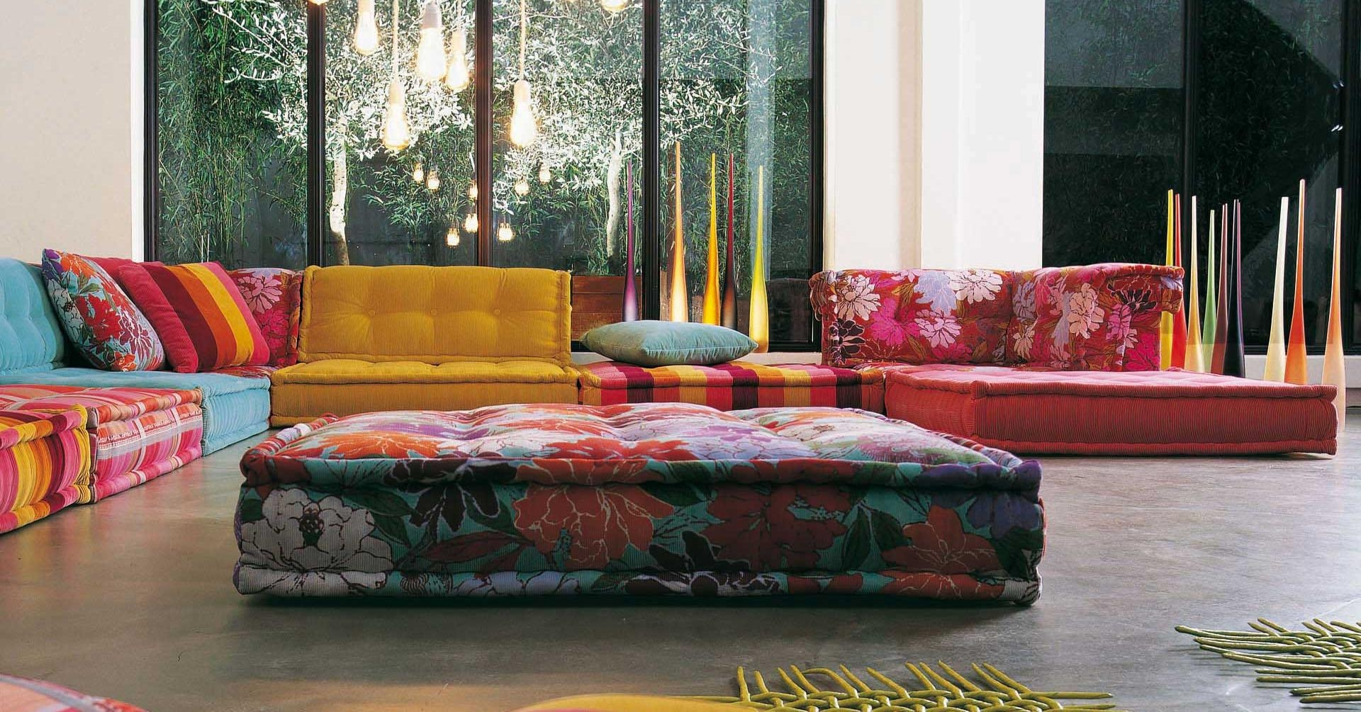 Roche Bobois Stylish And Functional Mah Jong Modular Sofas For Mahjong Sofas (Image 11 of 20)