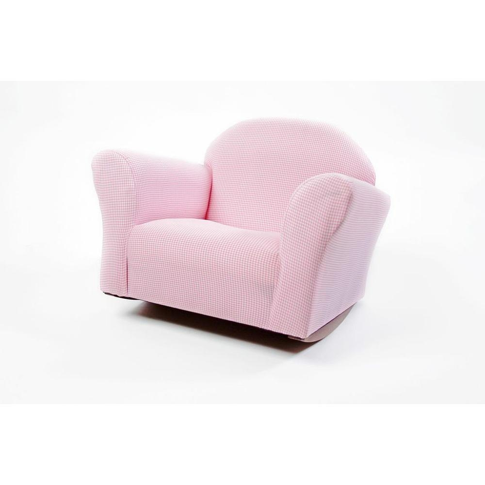 Rocking Chair Design: Kids Upholstered Rocking Chair Fantasy Inside Toddler Sofa Chairs (Image 12 of 20)