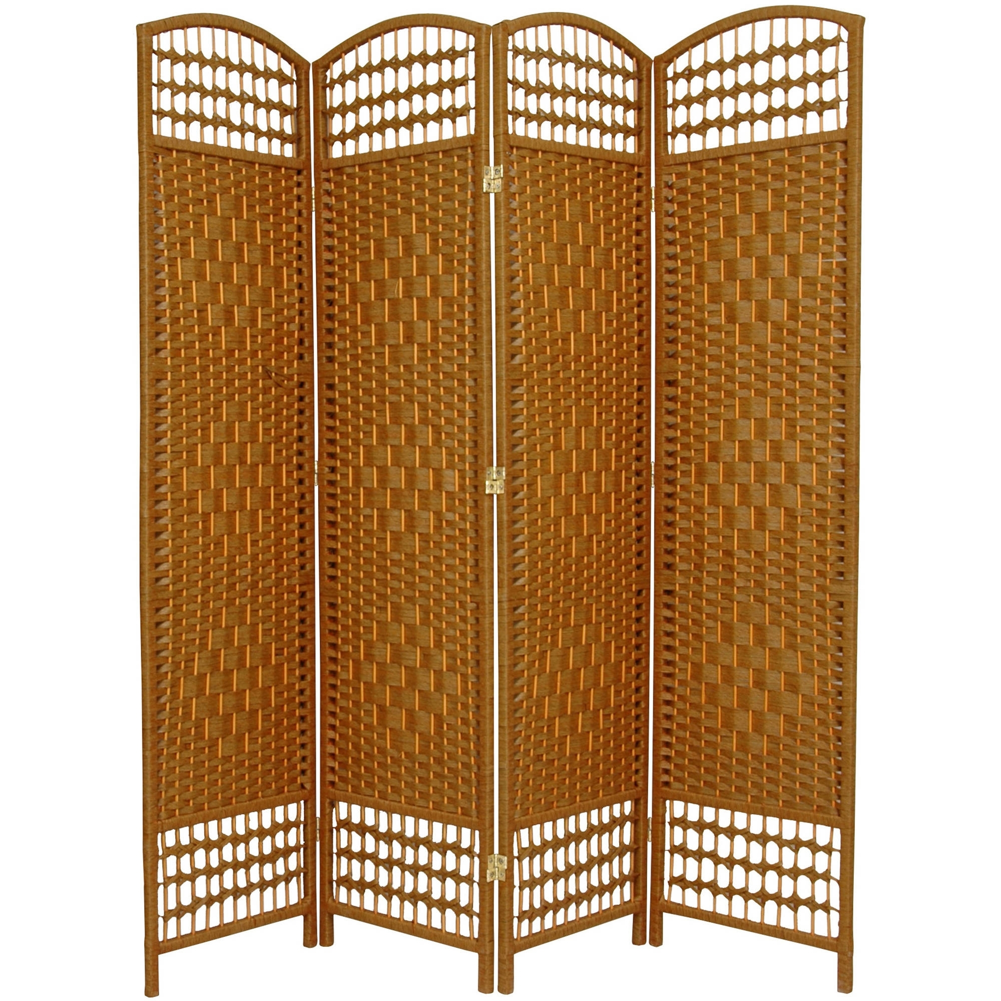 Room Dividers – Walmart Regarding Room Dividers & Decorative Screens Ideas (Image 7 of 12)