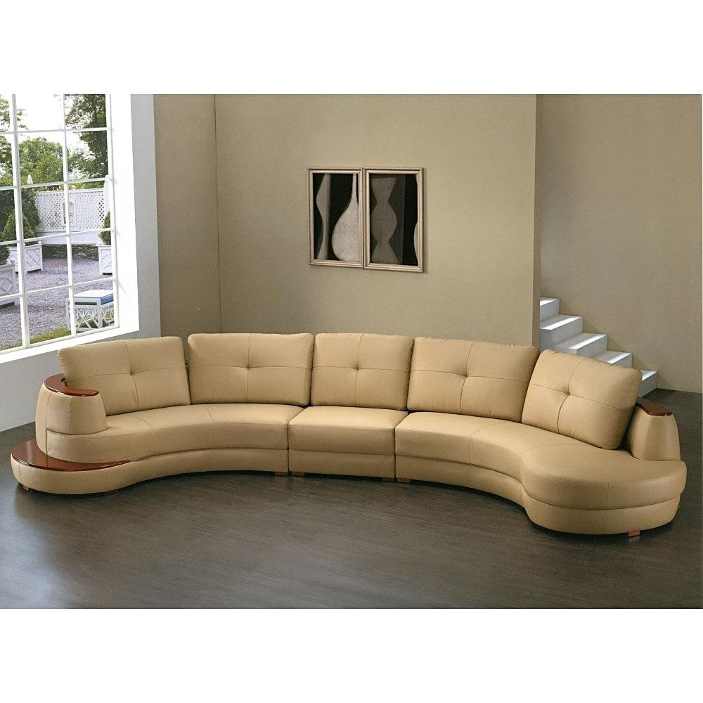 Round Sectional Sofa | Tehranmix Decoration For Circle Sectional (Image 10 of 15)