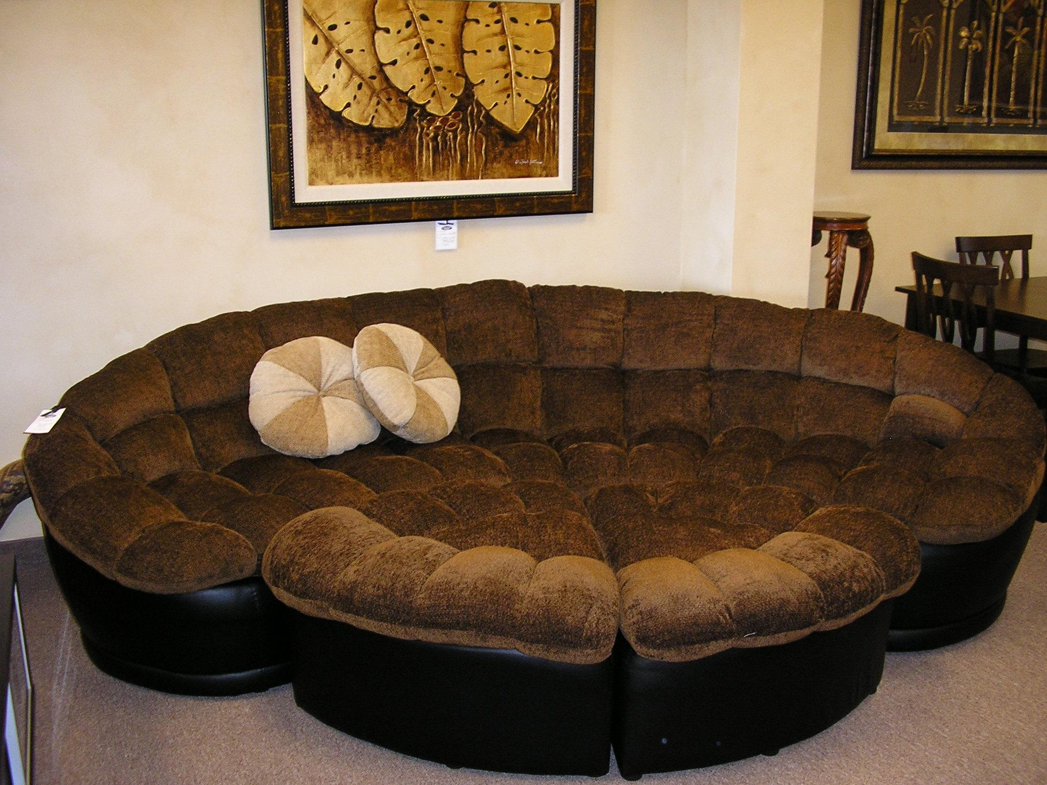 Round Sectional Sofas Best Ever Uh8 | Umpsa 78 Sofas Inside Media Sofa Sectionals (Image 16 of 20)