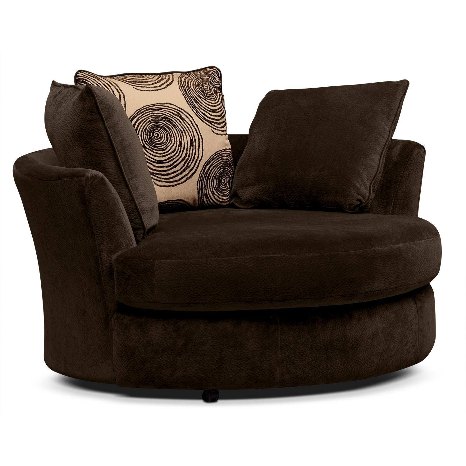 Round Sofa Chair Living Room Furniture | Raya Furniture Regarding Round Sofa Chair Living Room Furniture (View 4 of 20)