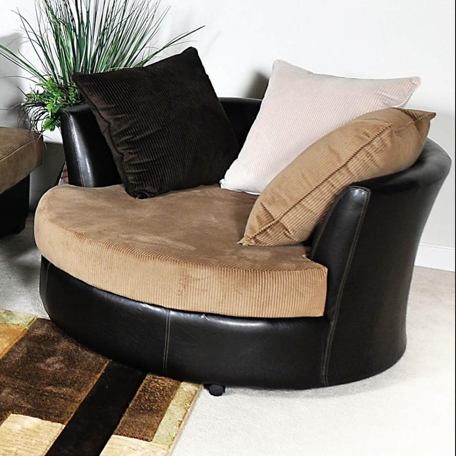 Round Sofa Chair | Tehranmix Decoration Intended For Round Sofa Chair Living Room Furniture (Image 11 of 20)