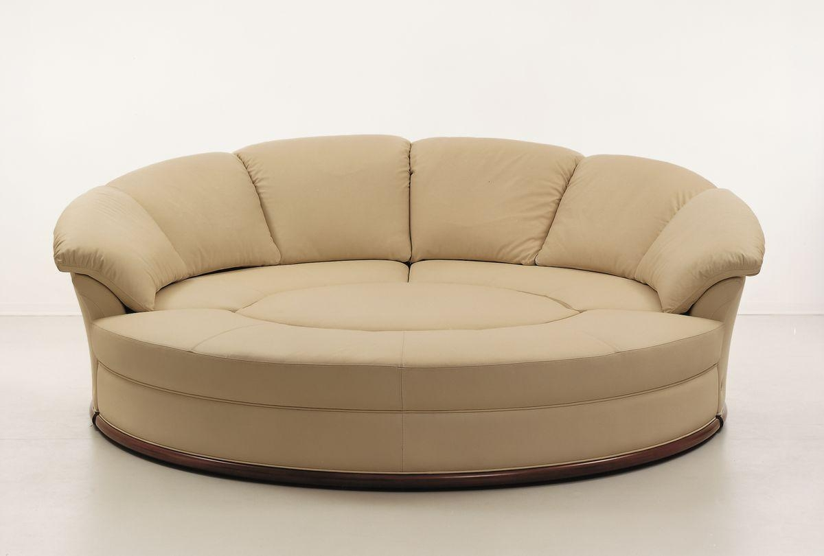 Round Sofa Roundsofaset Maintenance Sofas Sectionals Living Room With Round Sofas (View 11 of 20)