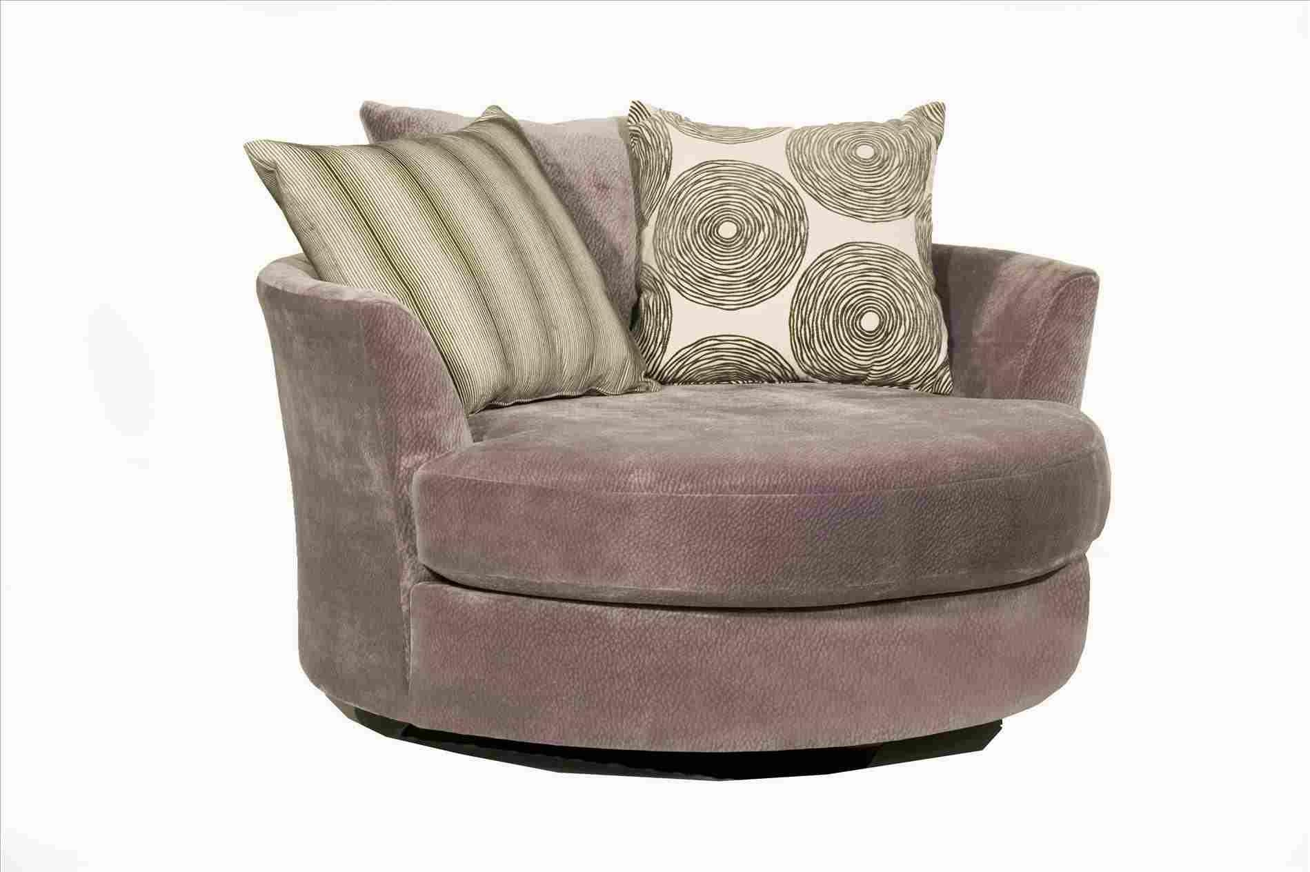 Round Swivel Cuddle Chair Intended For Cuddler Swivel Sofa Chairs (Image 12 of 20)