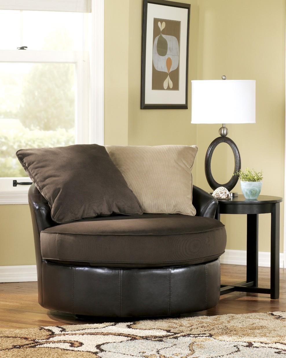 20 Inspirations Round Swivel Sofa Chairs Sofa Ideas