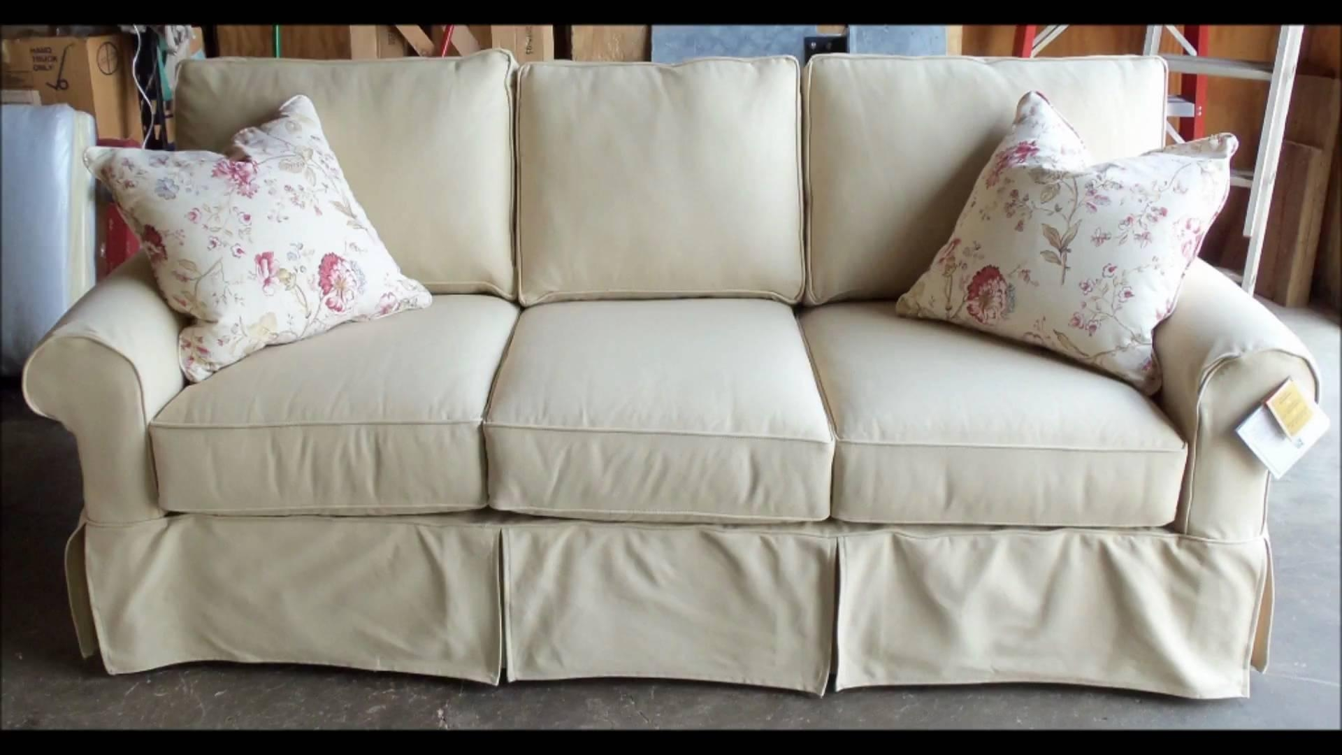 Rowe Furniture Slipcover Sofas  Barnett Furniture Trussville With Slipcovers For Sofas And Chairs (Image 19 of 20)