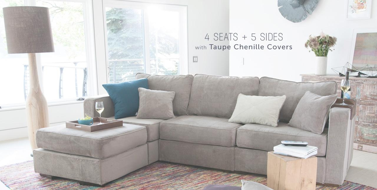 Sactionals | Love In Furniture Form In Lovesac Sofas (Image 15 of 20)