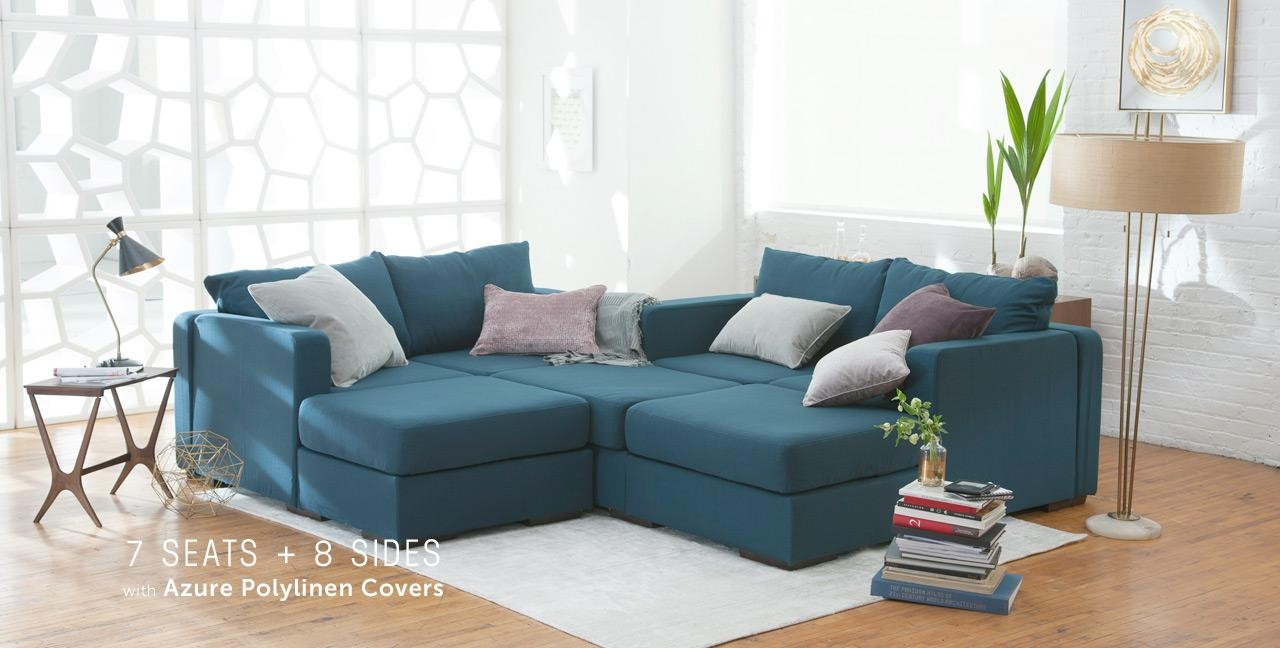 Sactionals | Love In Furniture Form With Regard To Lovesac Sofas (View 4 of 20)