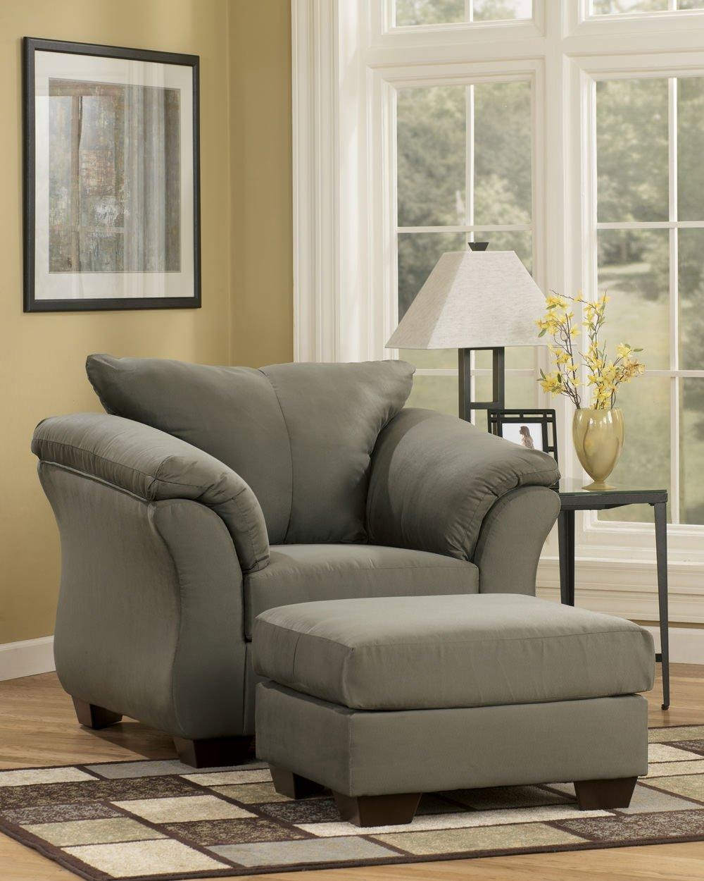 Sage Sofa – Home Design Ideas And Pictures Within Green Microfiber Sofas (Image 18 of 20)