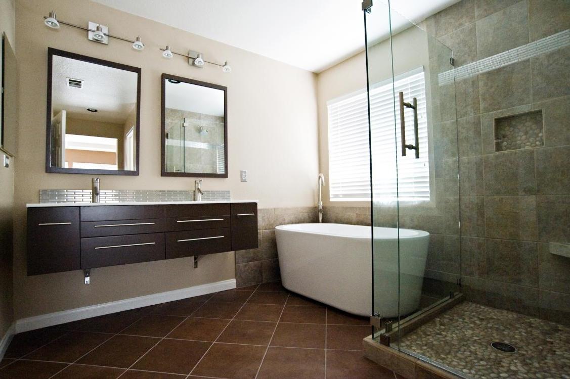 San Diego Bathroom Remodeling Intended For Bathroom Remodel (Image 32 of 33)