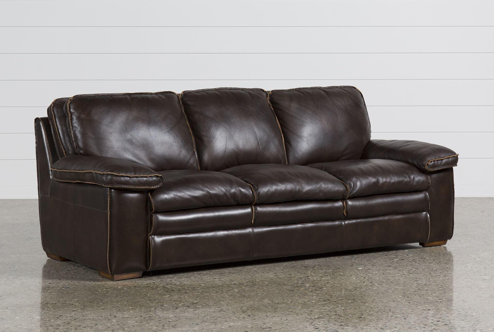 Sealy Leather Sofa 35 With Sealy Leather Sofa | Realestateurl Pertaining To Sealy Sofas (Image 7 of 20)