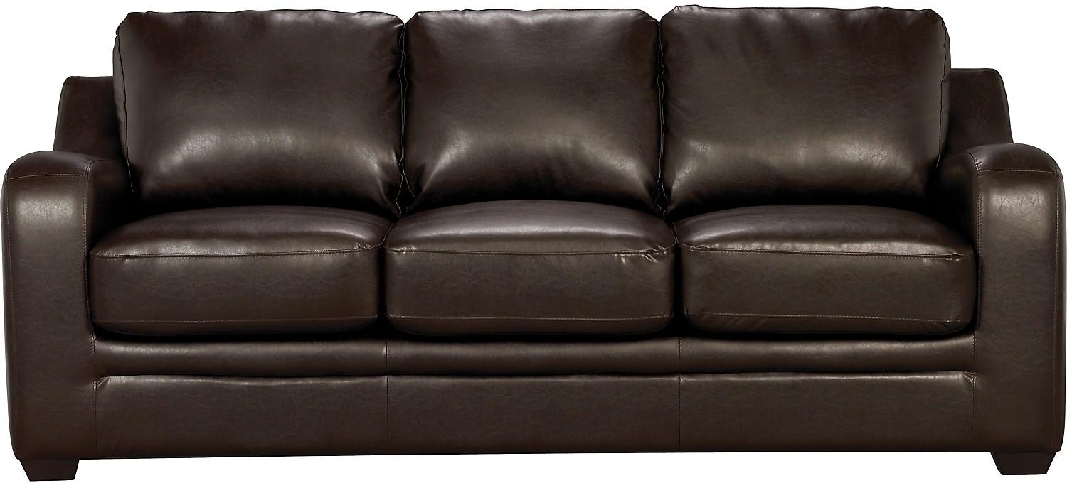 Sealy Leather Sofa With Design Picture 20357 | Kengire Intended For Sealy Leather Sofas (View 3 of 20)