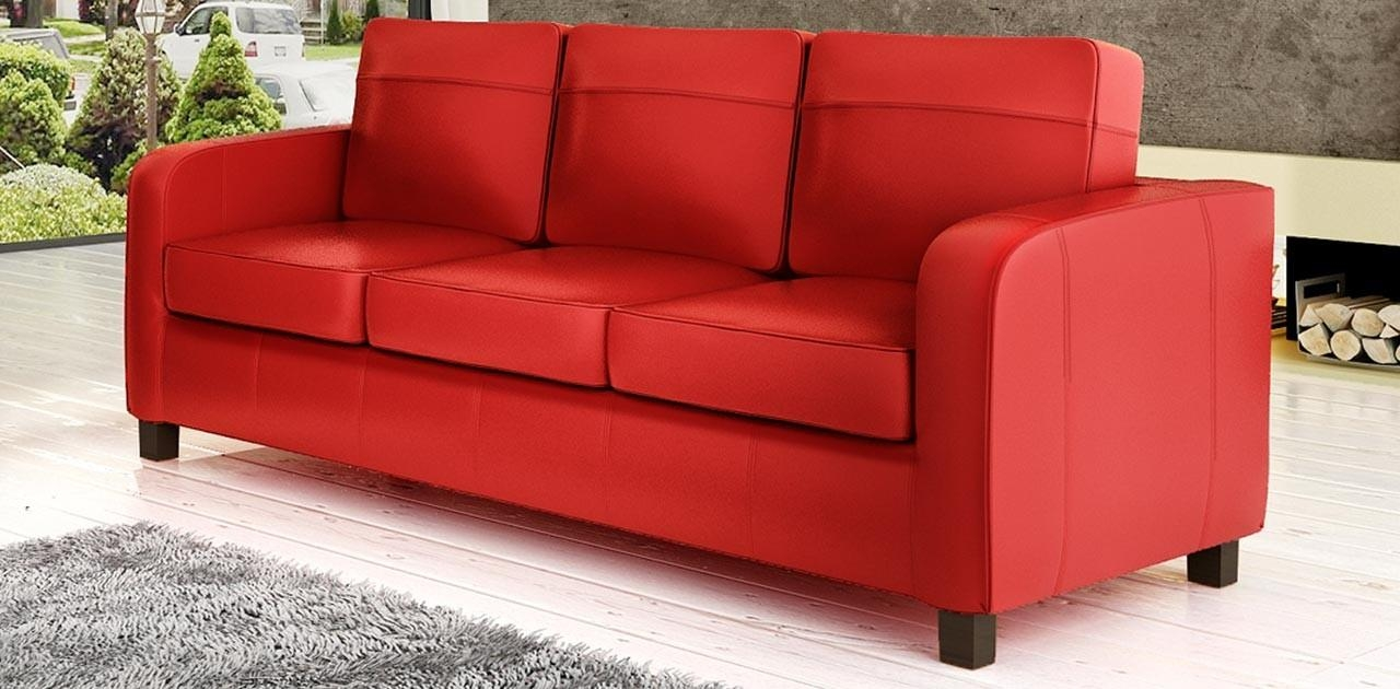Seater Leather Sofa With Ideas Picture 24614 | Kengire With Regard To 3 Seater Leather Sofas (Image 14 of 20)