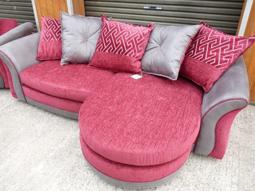 Seater Sofa And 1 England – Home & Garden – Page 17 Inside 2×2 Corner Sofas (Image 8 of 20)