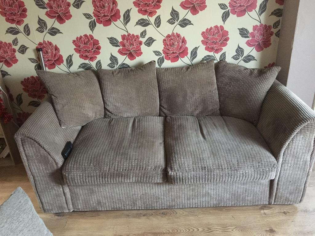 Seater Sofas Devon , England – Swap Shop – Page 1 Inside 2×2 Corner Sofas (View 6 of 20)
