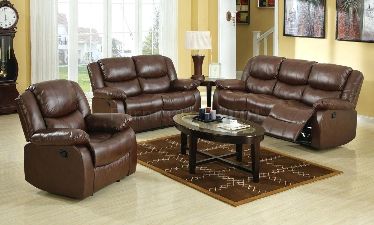 Sectional Brown Leather Sofa – Lenspay In Bomber Leather Sofas (View 10 of 20)