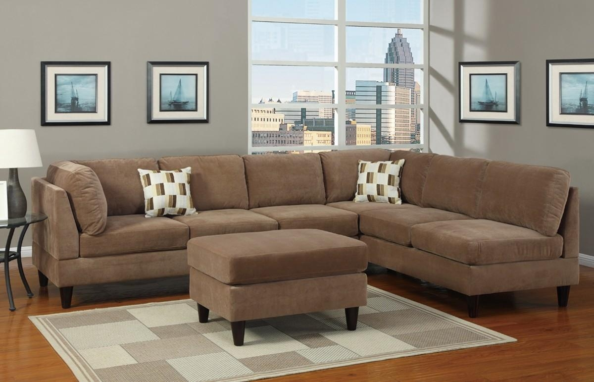Sectional | Freedom To Inside Suede Sectionals (Image 17 of 20)