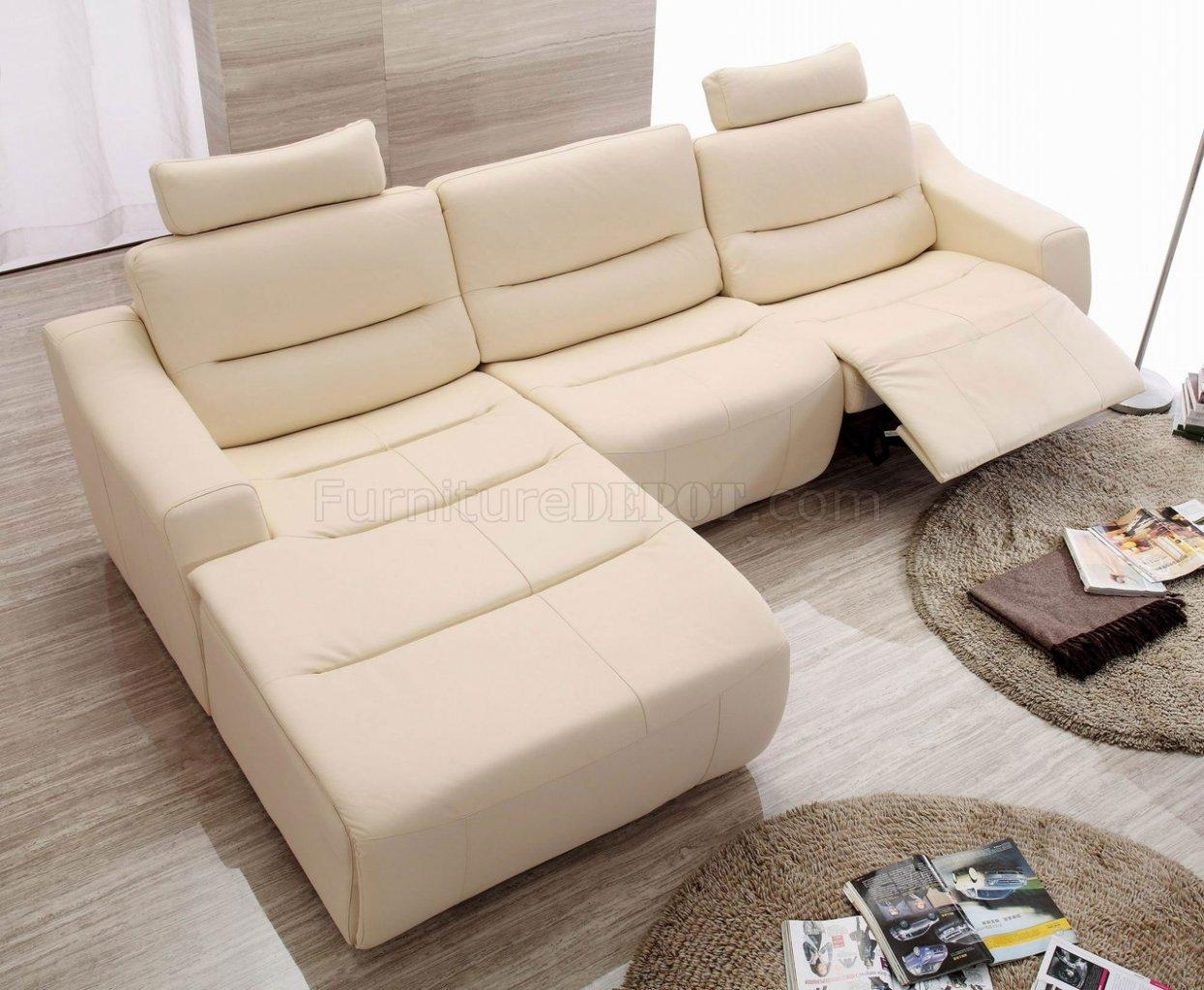 Sectional Reclining Sofas For Small Spaces | Tehranmix Decoration Regarding Sectional Sofas For Small Spaces With Recliners (Image 12 of 20)