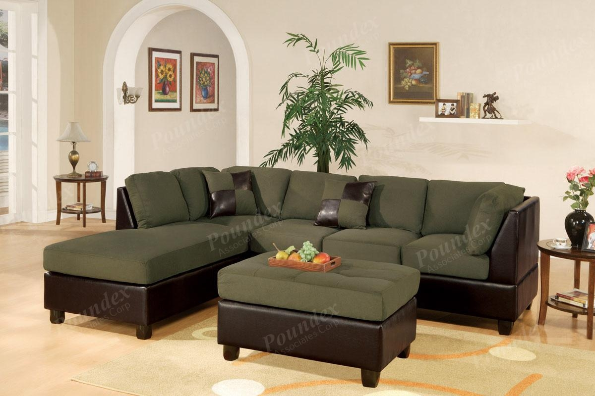 Sectional Sectionals Sofa Couch Loveseat Couches With Free Ottoman With Nice Sectional Couches (View 11 of 20)