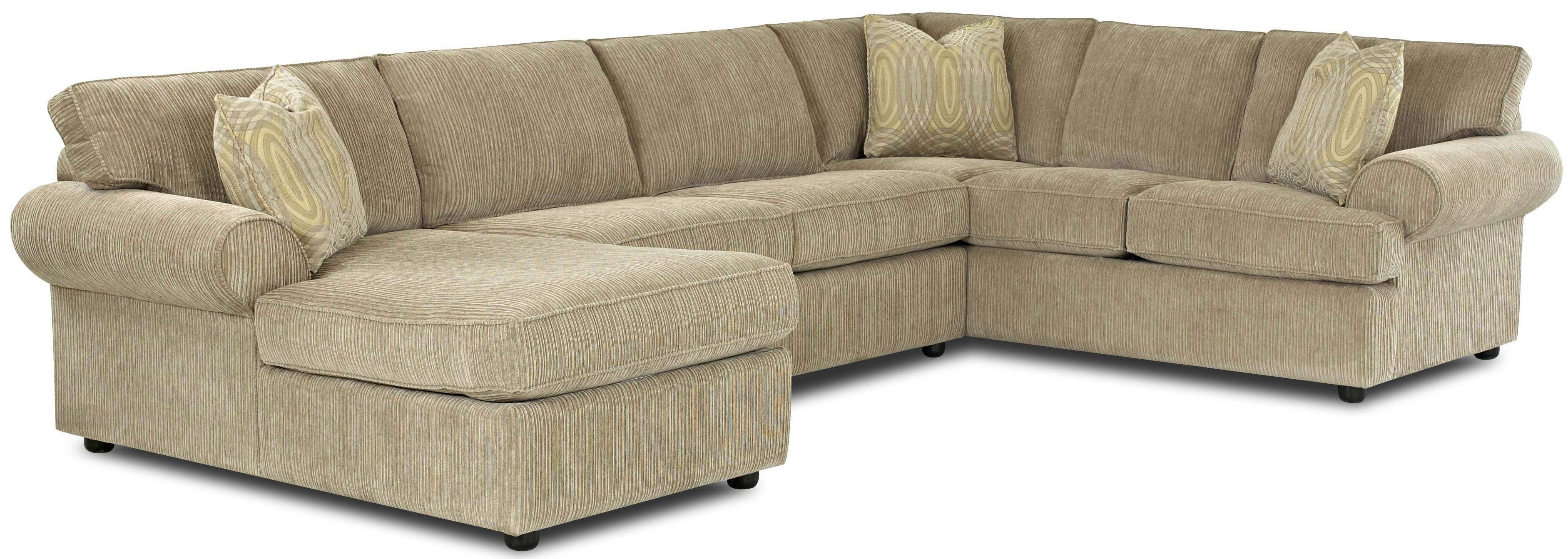 Sectional Sleeper Sofas On Sale – Tourdecarroll In Broyhill Sectional Sleeper Sofas (Image 17 of 20)