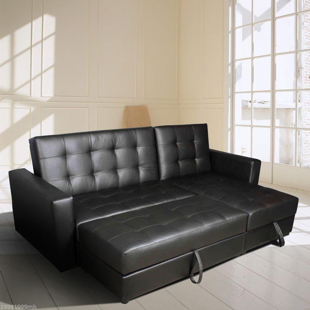 Sectional Sofa Bed With Storage | Sofa Gallery | Kengire Within Sectional Sofa Bed With Storage (View 7 of 20)
