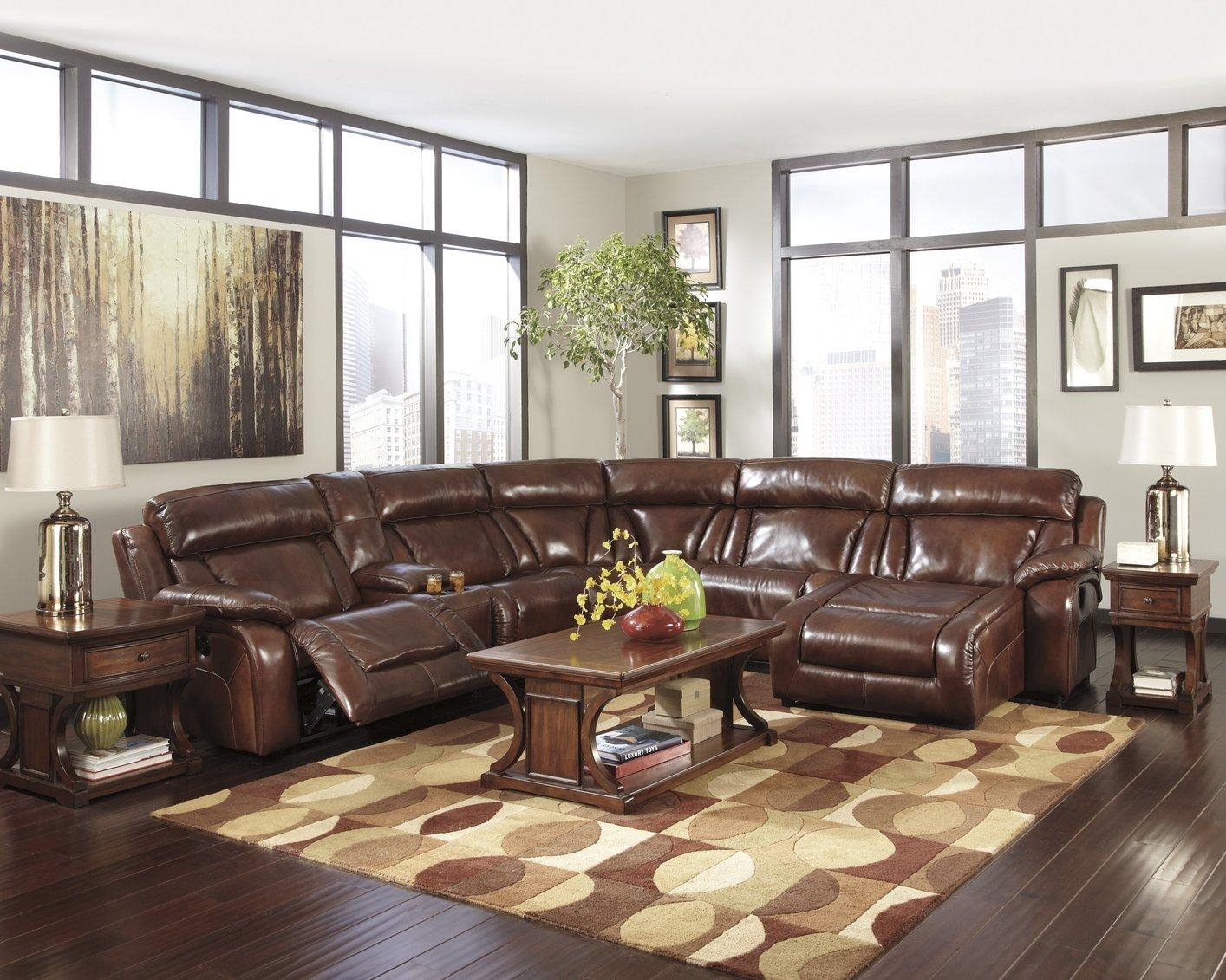 Sectional Sofa Clearance: The Best Way To Get High Quality Sofa In Throughout High End Leather Sectional Sofa (Image 14 of 15)