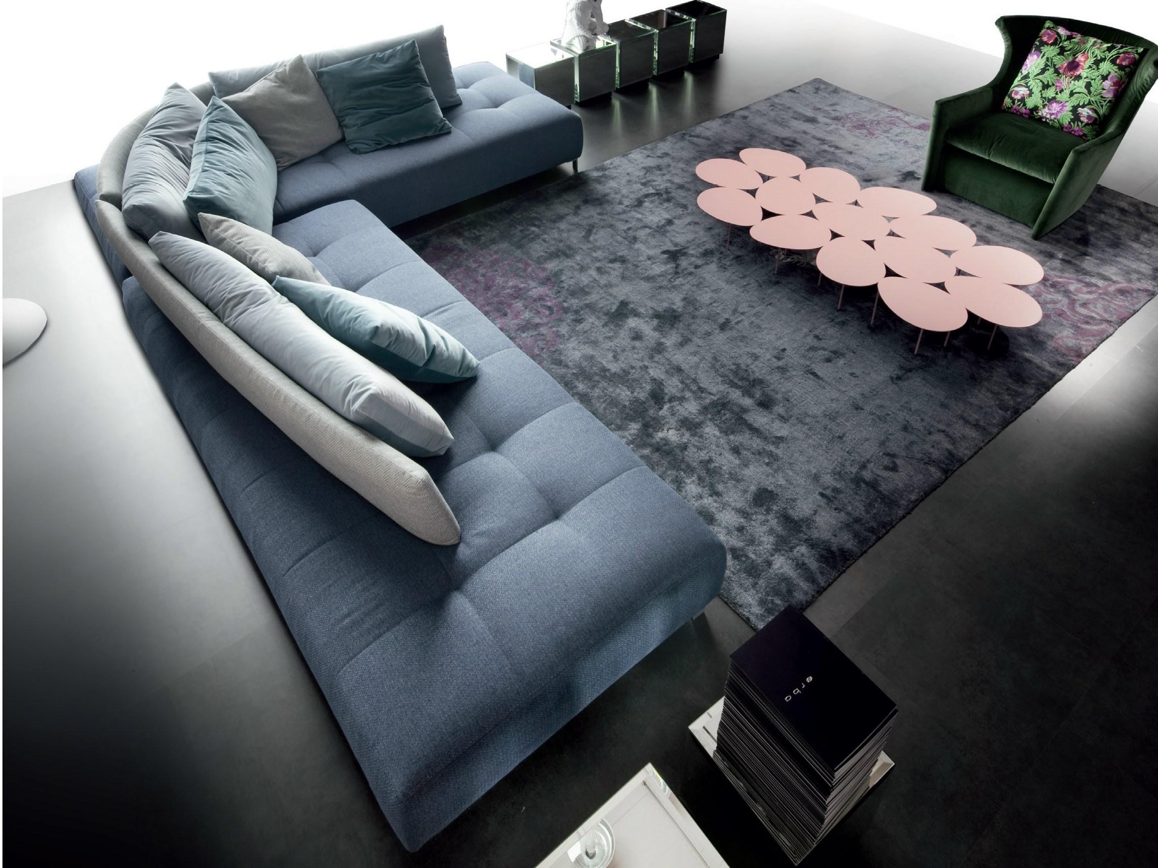 Sectional Sofa Conversationerba Italia Design Giorgio Soressi Throughout Conversation Sectional (View 5 of 15)