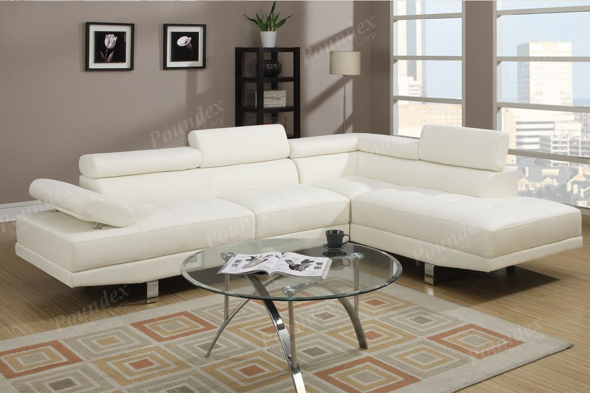 Sectional Sofa Set | Sectional Sofa | Living Room Furniture For Poundex Sofas (Image 19 of 20)