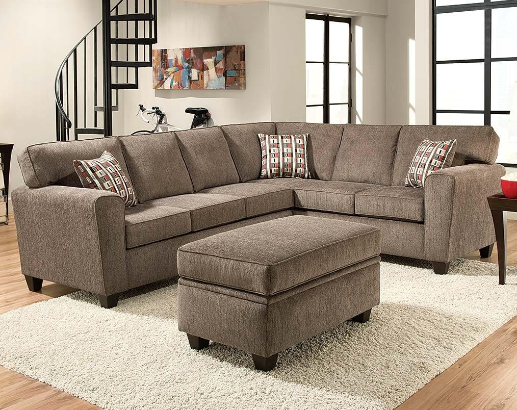 Sectional Sofa With Chaise – Creditrestore Pertaining To Mickey Fold Out Couches (Image 9 of 20)