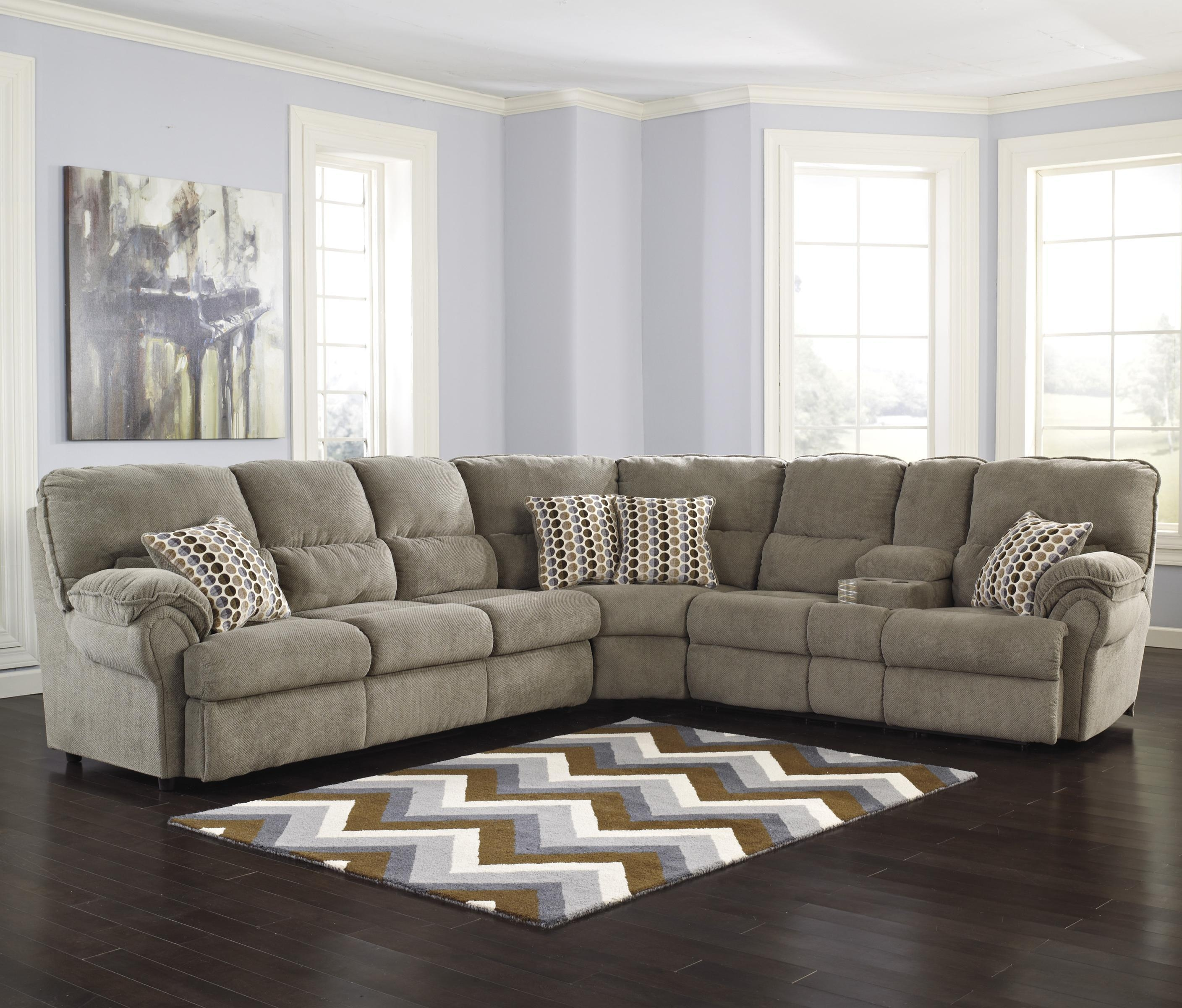 Sectional Sofa With Recliner And Queen Sleeper | Tehranmix Decoration With Sleeper Recliner Sectional (View 5 of 20)