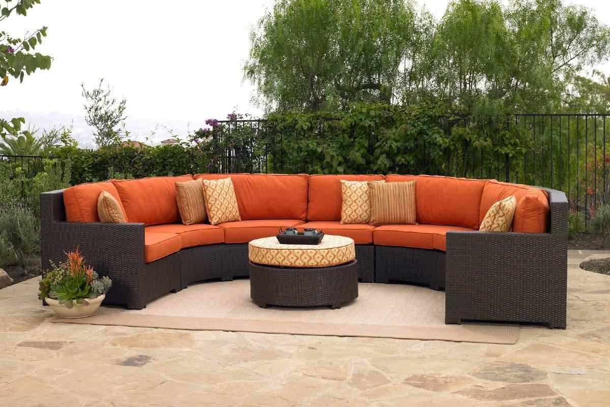 15 choices of cheap outdoor sectionals sofa ideas for Sofa outdoor