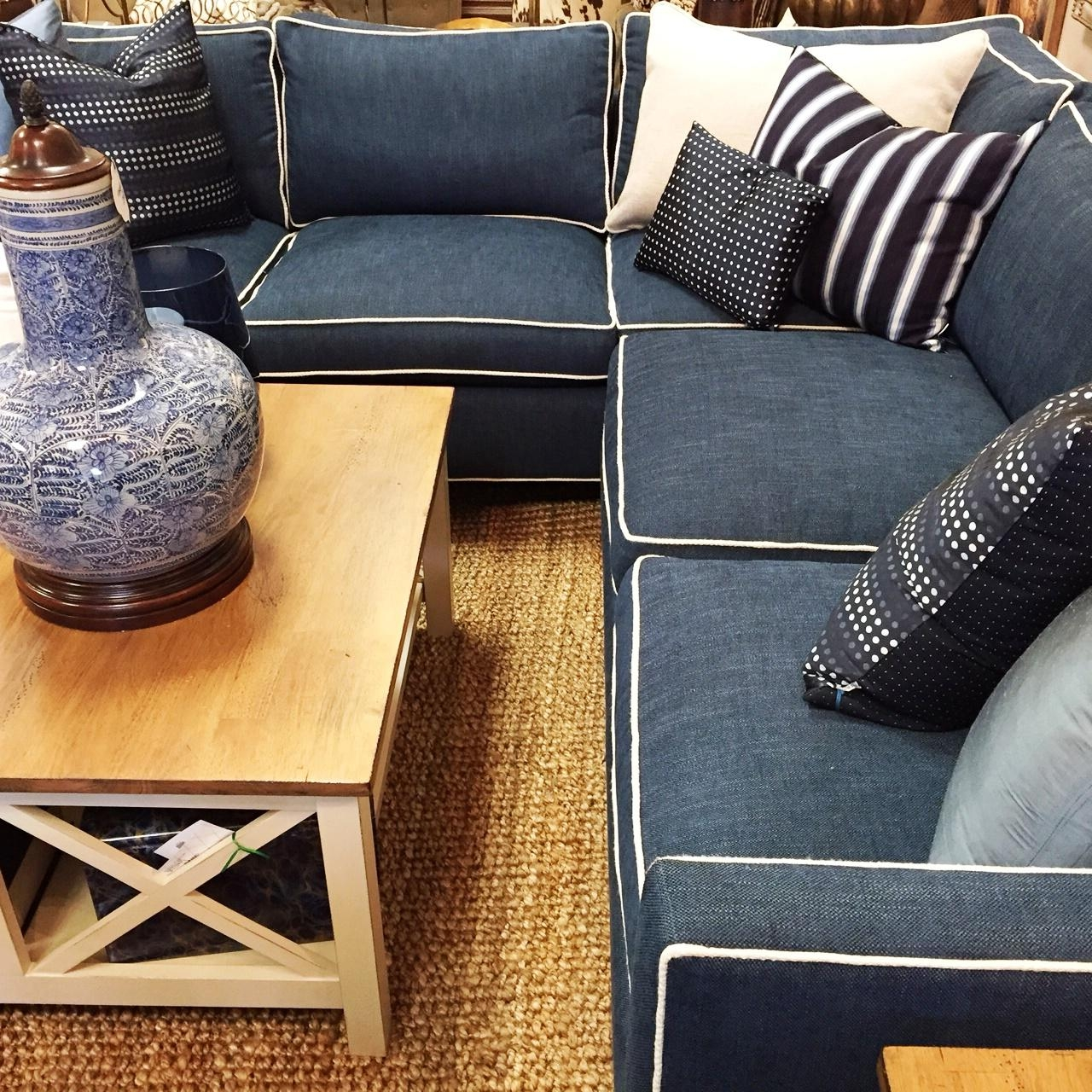 Sectional Sofas In Small Spaces | Trellis Of Erie Pertaining To Sofa Accessories (Image 13 of 20)