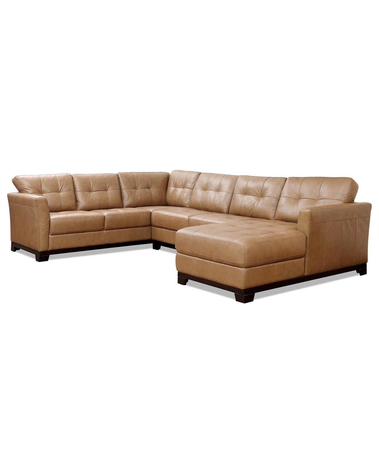 Sectional Sofas Macys 41 With Sectional Sofas Macys | Jinanhongyu Inside Macys Leather Sectional Sofa (Image 10 of 20)